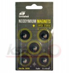 Magnesy neodymowe 5x10mm SUPER STRONG 70318