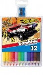 Kredki Bambino w drewnie Hot Wheels 110030