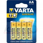 BATERIE R6 VARTA SUPERLIFE  4szt.