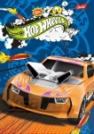 Zeszyt A5/16 kratka Hot Wheels 000363